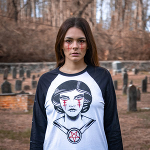 The VVITCH Baseball Shirt - Last Light Apparel
