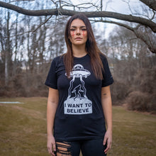 Load image into Gallery viewer, Believe in Bigfoot Shirt - Last Light Apparel