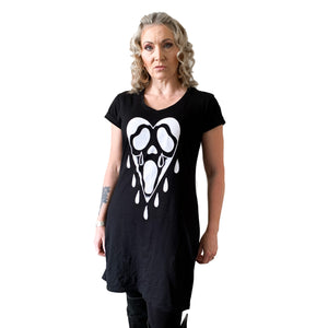 Scream & Cry Your Heart Out Dress - Last Light Apparel