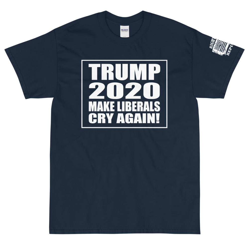 "Unisex ""Trump Make Liberals Cry Again"" Premium T"