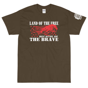 "Unisex ""Land of the Free"" Premium T"