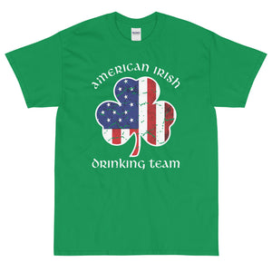 """American Irish Drinking Team"""