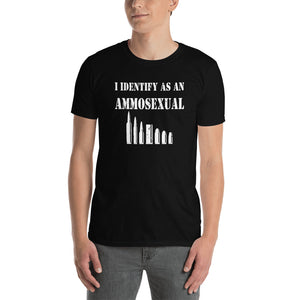 "Men's ""Ammosexual"" Black T"