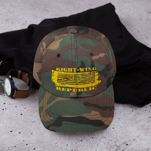 "Dad Hat Camo ""Right-Wing Republic"""