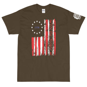 "Unisex ""We The People 1776"" Premium T"