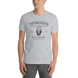 "Men's ""Most Vicious Breakup Letter in History"" Gray T"