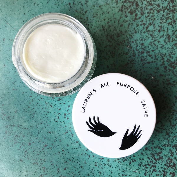 LAUREN'S ALL-PURPOSE SALVE