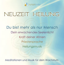 Lade das Bild in den Galerie-Viewer, NEU - CD 2  NEUZEIT HEILUNG - Meditation - Channeling - Musik