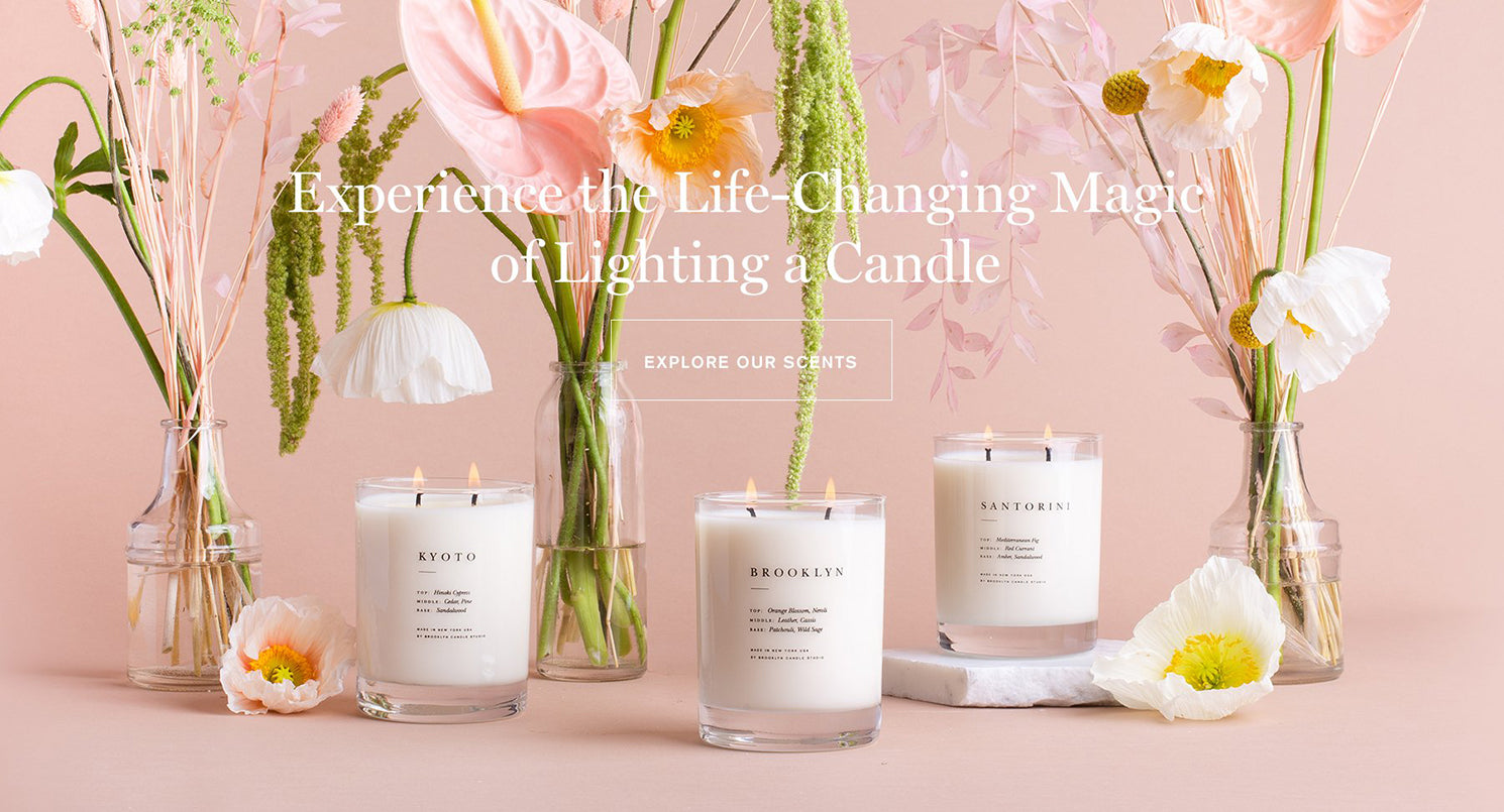 Brooklyn Candle Studio | Beautifully Crafted Soy Candles