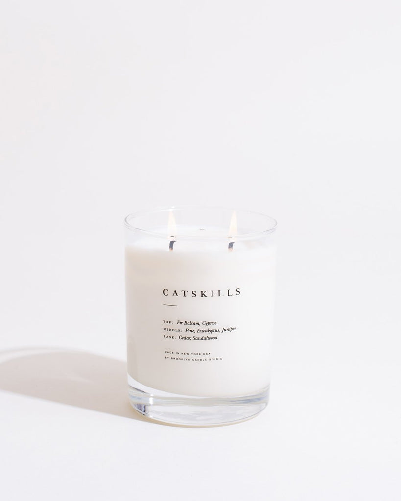Catskills Escapist Candle Escapist Collection Brooklyn Candle Studio