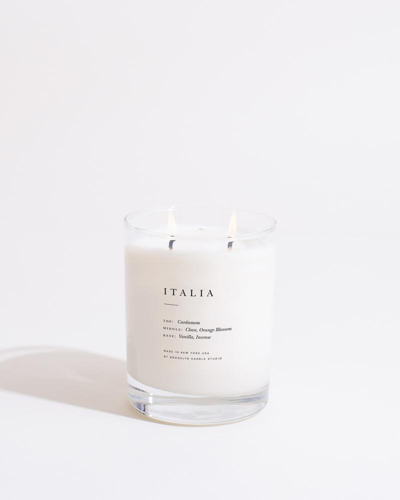 Italia Escapist Candle Escapist Collection Brooklyn Candle Studio
