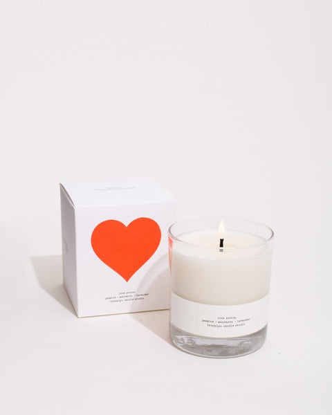 Love Potion Limited Edition Candle Gifting & Accessories Brooklyn Candle Studio