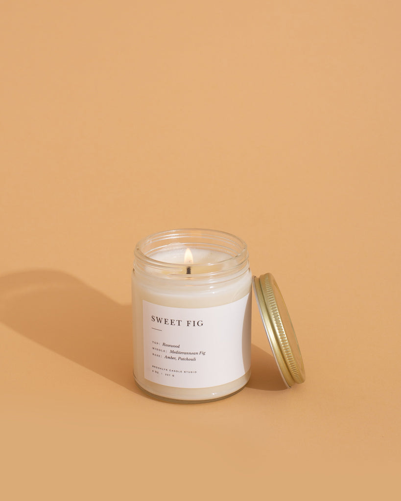 Minimalist Candle Subscription ($24 Value) Subscription Brooklyn Candle Studio