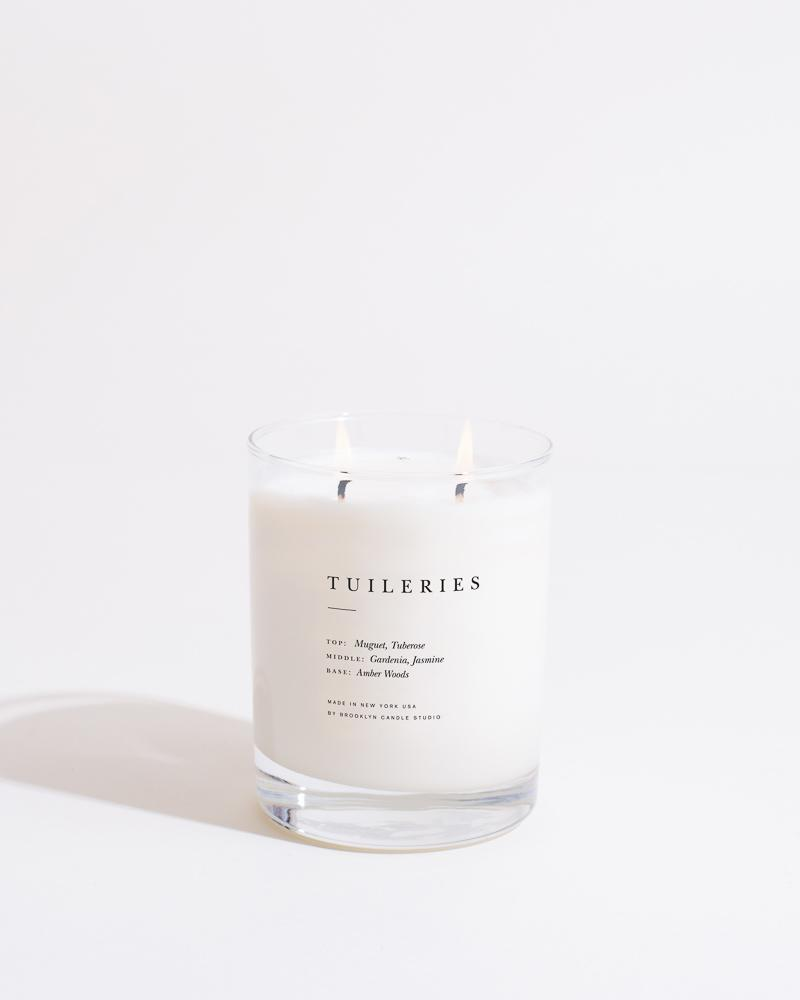 Tuileries Escapist Candle Escapist Collection Brooklyn Candle Studio