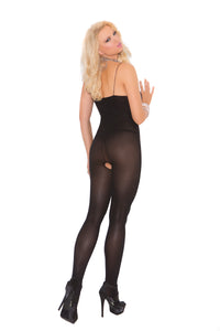 Opaque Spaghetti Bodystocking