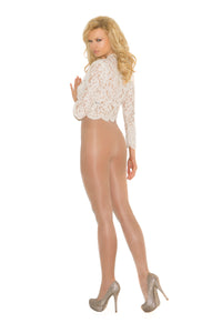 French Cut Support Pantyhose