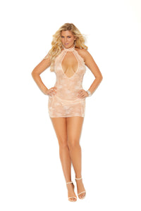 Lace Babydoll with matching G-string