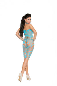 Vivace Crochet Midi Bodystocking