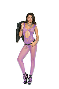 Vivace Fishnet Lace Bodystocking