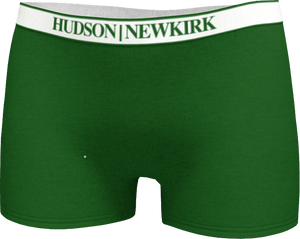 HNK Lines Are Fine Green Boy Shorts