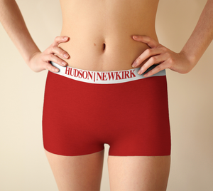 HNK Red Love Boy Shorts