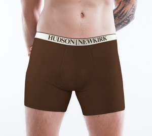 HNK Brown Line Up Boxer