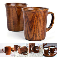 Load image into Gallery viewer, Natural Wooden Mug