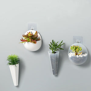 Hydroponic Wall Hanging Flower Pot