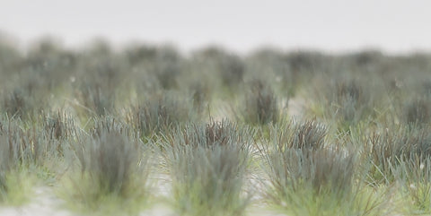 Self-Adhesive Static grass Tufts -4mm- Marsh Green - MiniGrounds