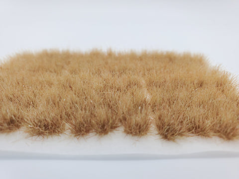 Self-Adhesive Static grass Tufts -8mm- -Desert Beige-