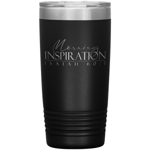 """Morning Inspiration"" 20oz Tumbler"