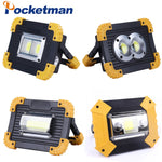 100W Led  USB Rechargeable  For Hunting Camping Led Latern