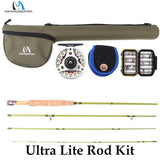 Fly Fishing Rod Small Stream & Creek Rods.
