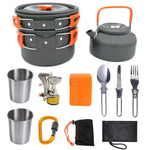 Portable Outdoor Camping Cookware