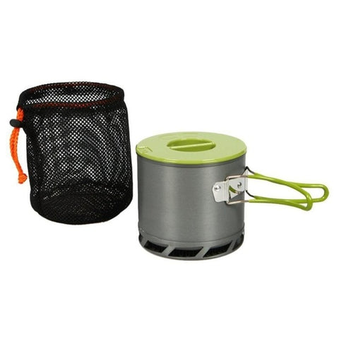 Portable Travel Cooking Equipment