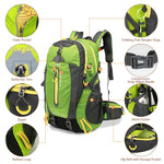 40L Waterproof Climbing Hiking  Bags