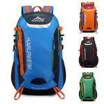 Waterproof Outdoor Backpack Sports Bag 40L Large Capacity