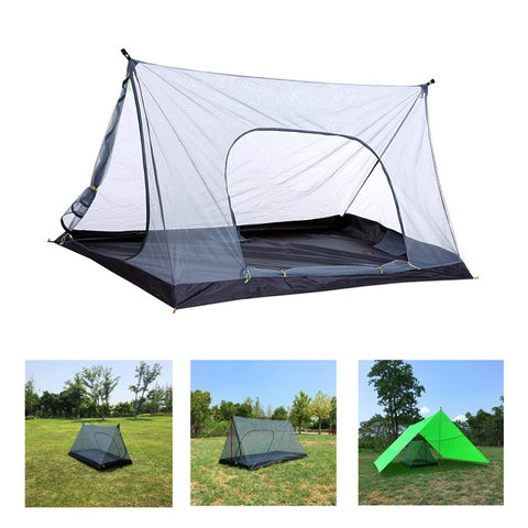 1-2 Person Ultralight Summer Anti Mosquito Mesh Tent