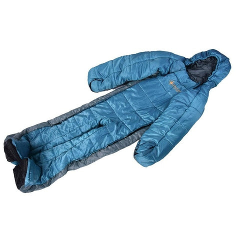 Adult Sleeping Bag With Arms And Legs
