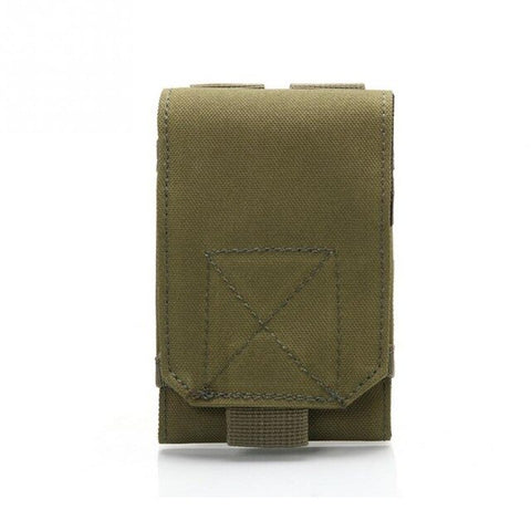 Outdoor Camping Hiking Tactical Phone Bag