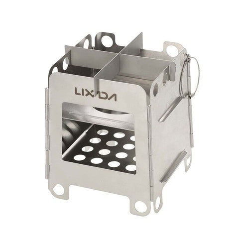 WS008 Outdoor Camping Woodstove
