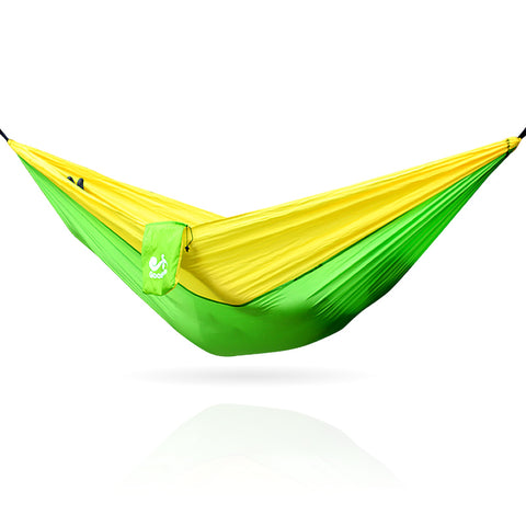 Folding Hammock Hanging Rocking Hamaca