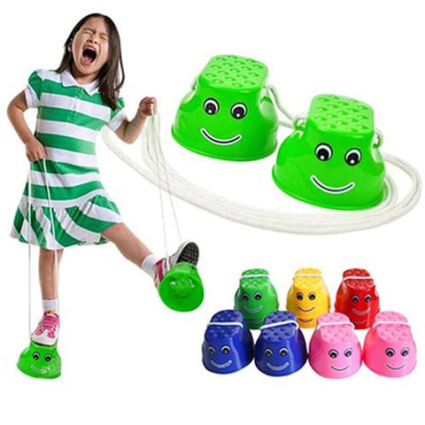 Jumping Feet Stilts For Kids Toys Gifts