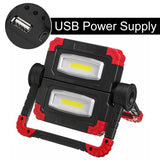 Rechargeable USB  Outdoor Light For Camping Led Latern Flashlight