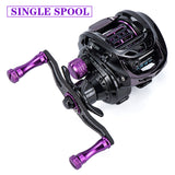 UltraLight Carbon Fiber BFS Baitcasting Fishing Reel