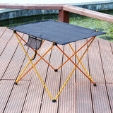 Portable Foldable Table Camping Outdoor Furniture