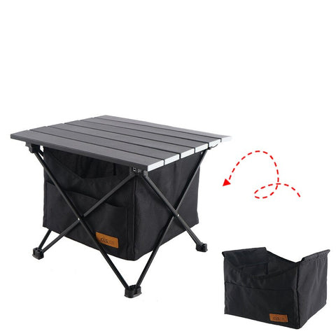 Outdoor Picnic Foldable Table Camping Desk