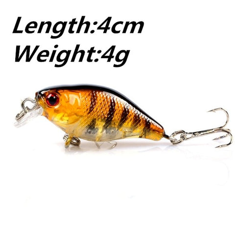 1pcs  Top Water Popper Fishing Lure  Rotating Soft Tail