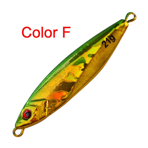 Lead  Fishing 14g 21g 30g  Good For Fishing Jigging Lure