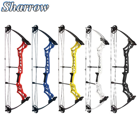 40inch  Compound Bow & Arrow Sets 30-55lbs